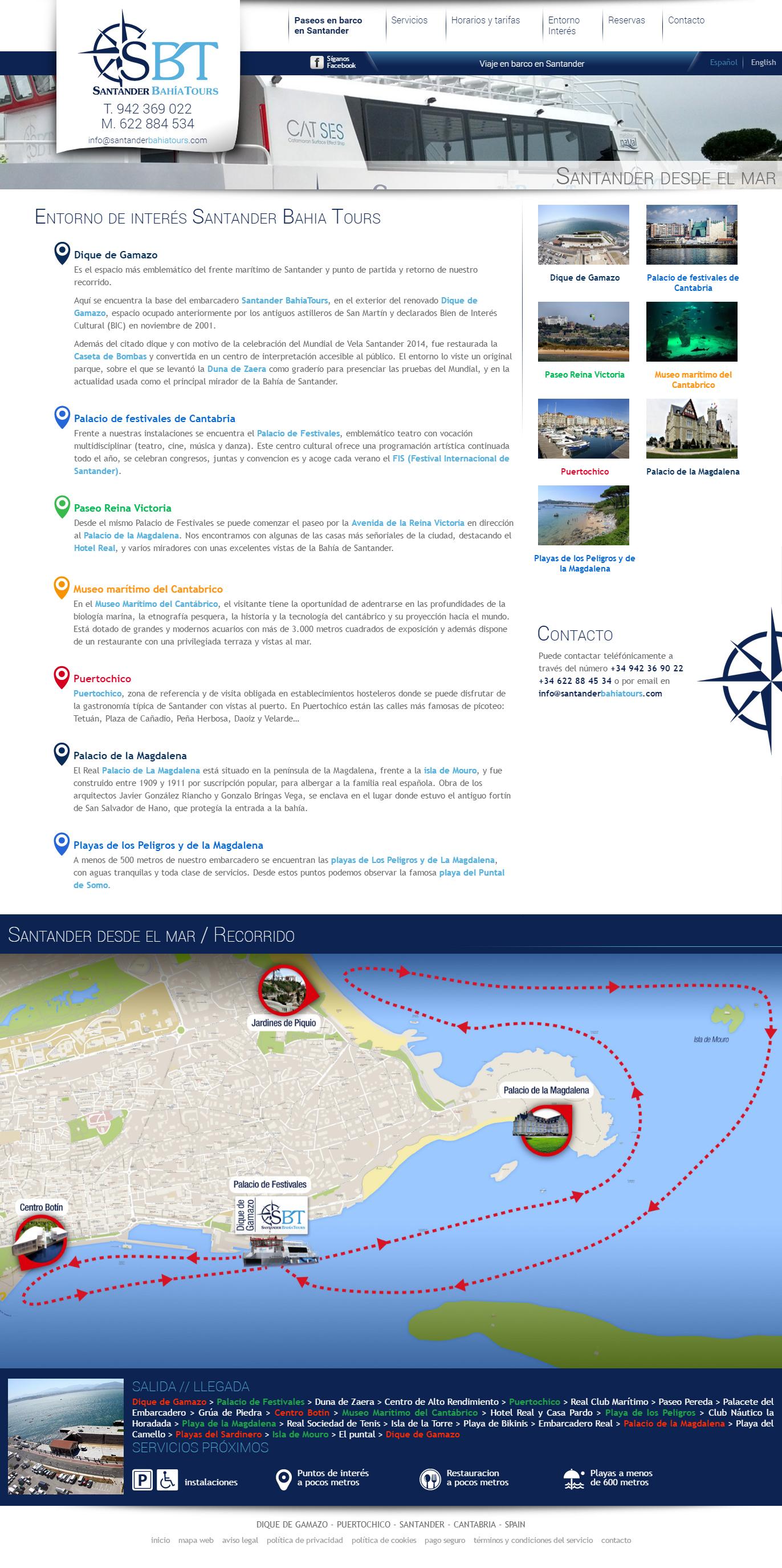 Santander Bahía Tours_entorno
